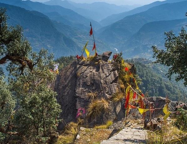 kalimath temple rudraprayag