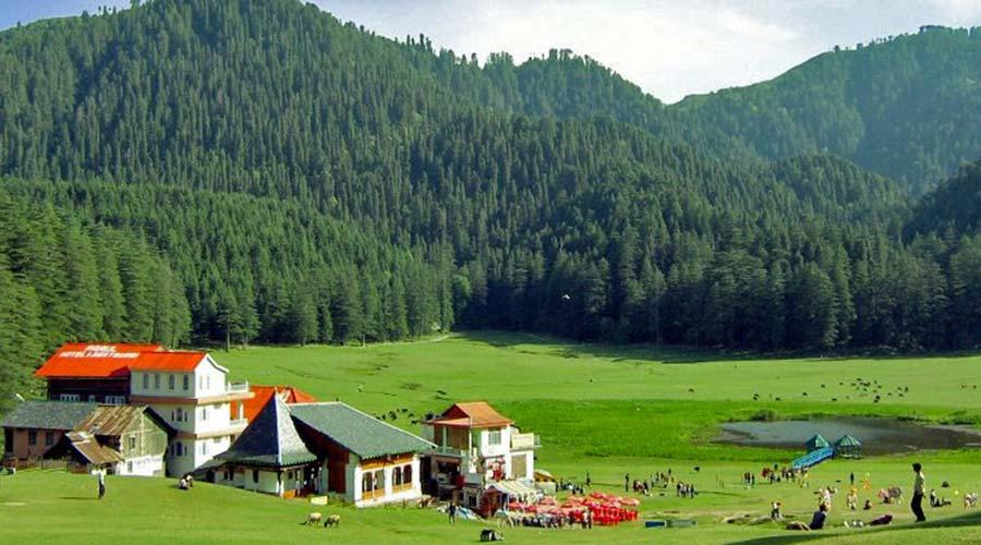 tourism corporation hotel chamba